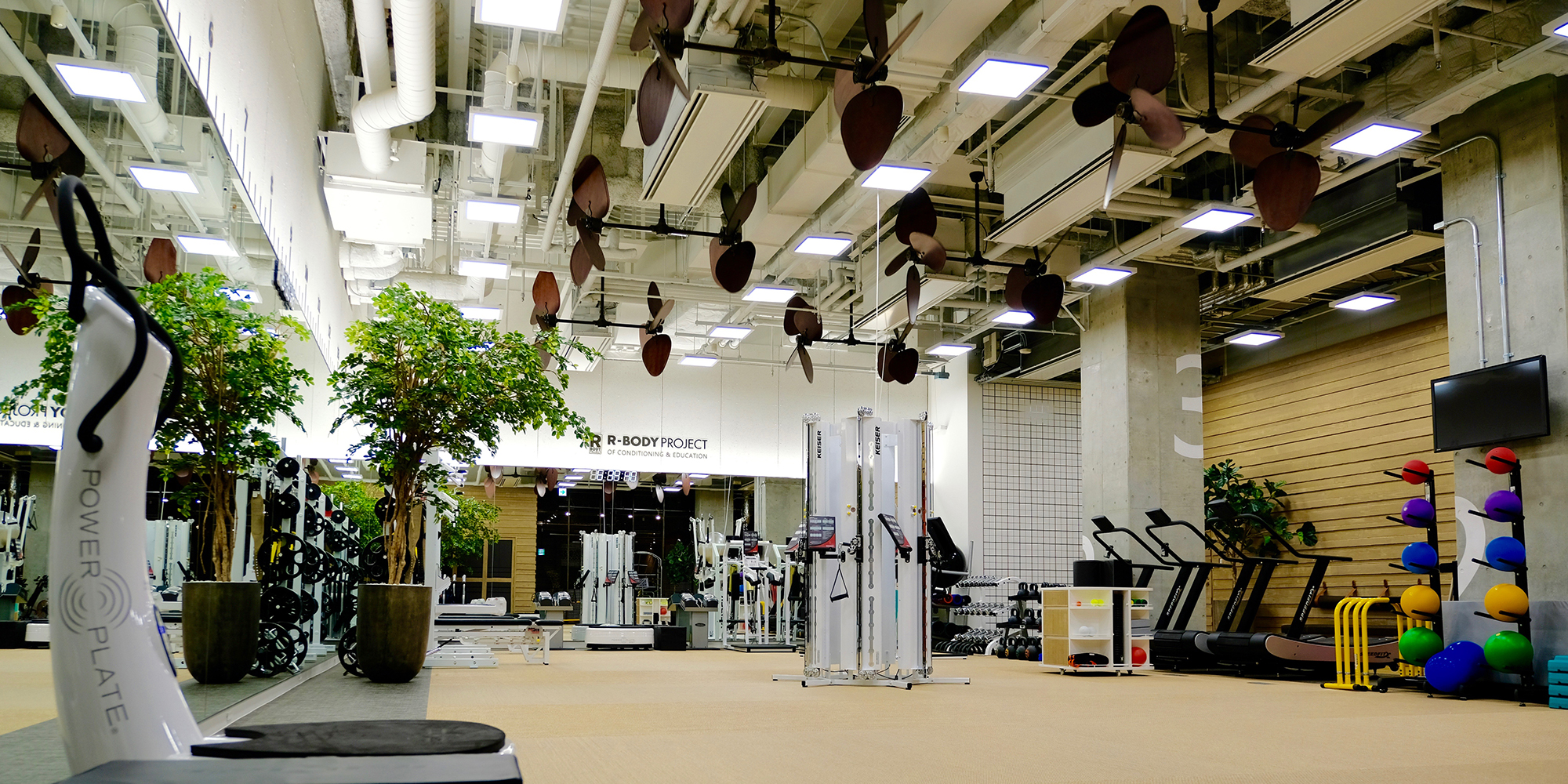 R●BODY CONDITIONING CENTER 大手町店の画像