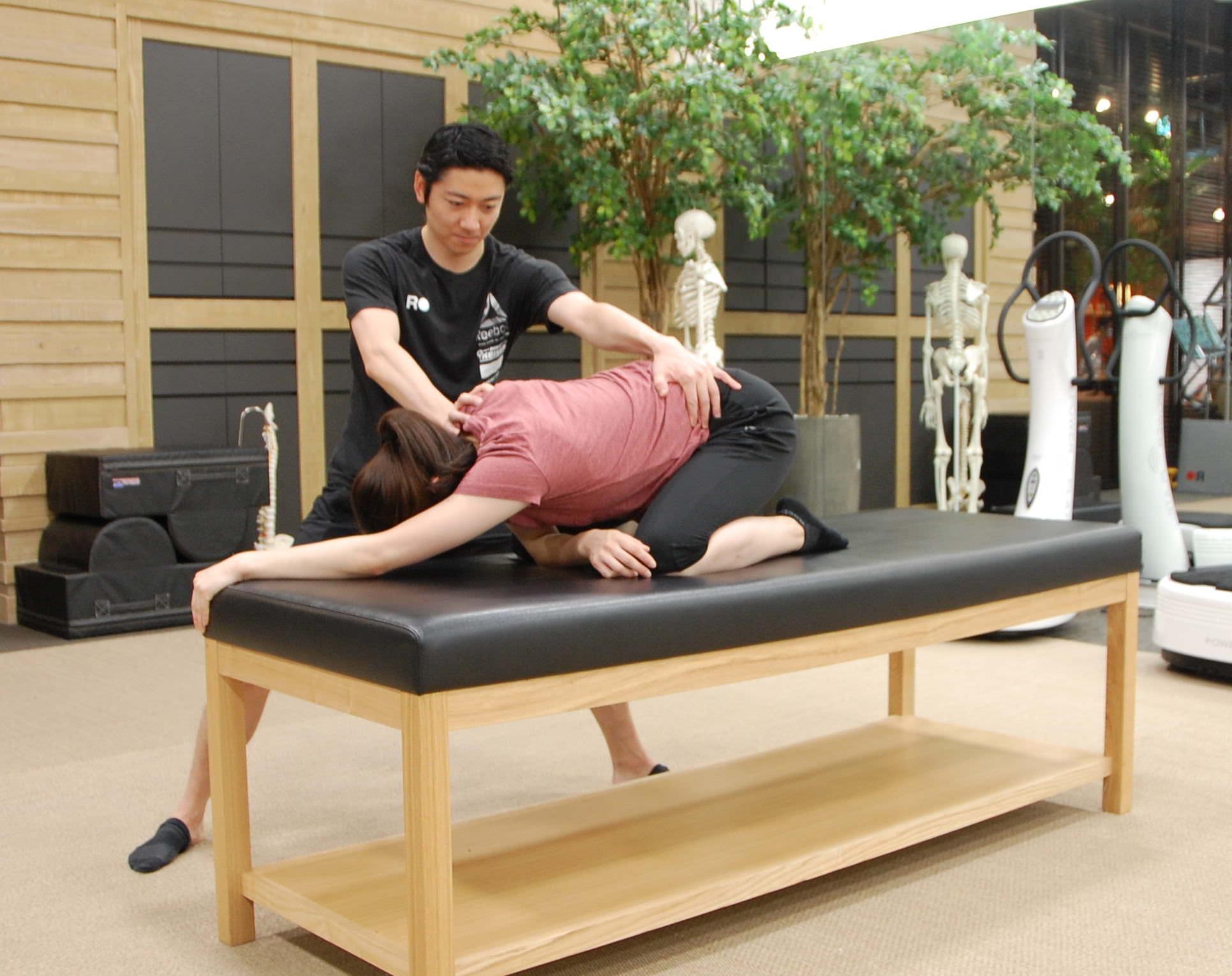 Partner Stretchコース